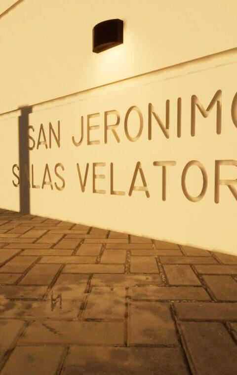 SALAS VELATORIAS CEMENTERIO MUNICIPAL SAN JERONIMO